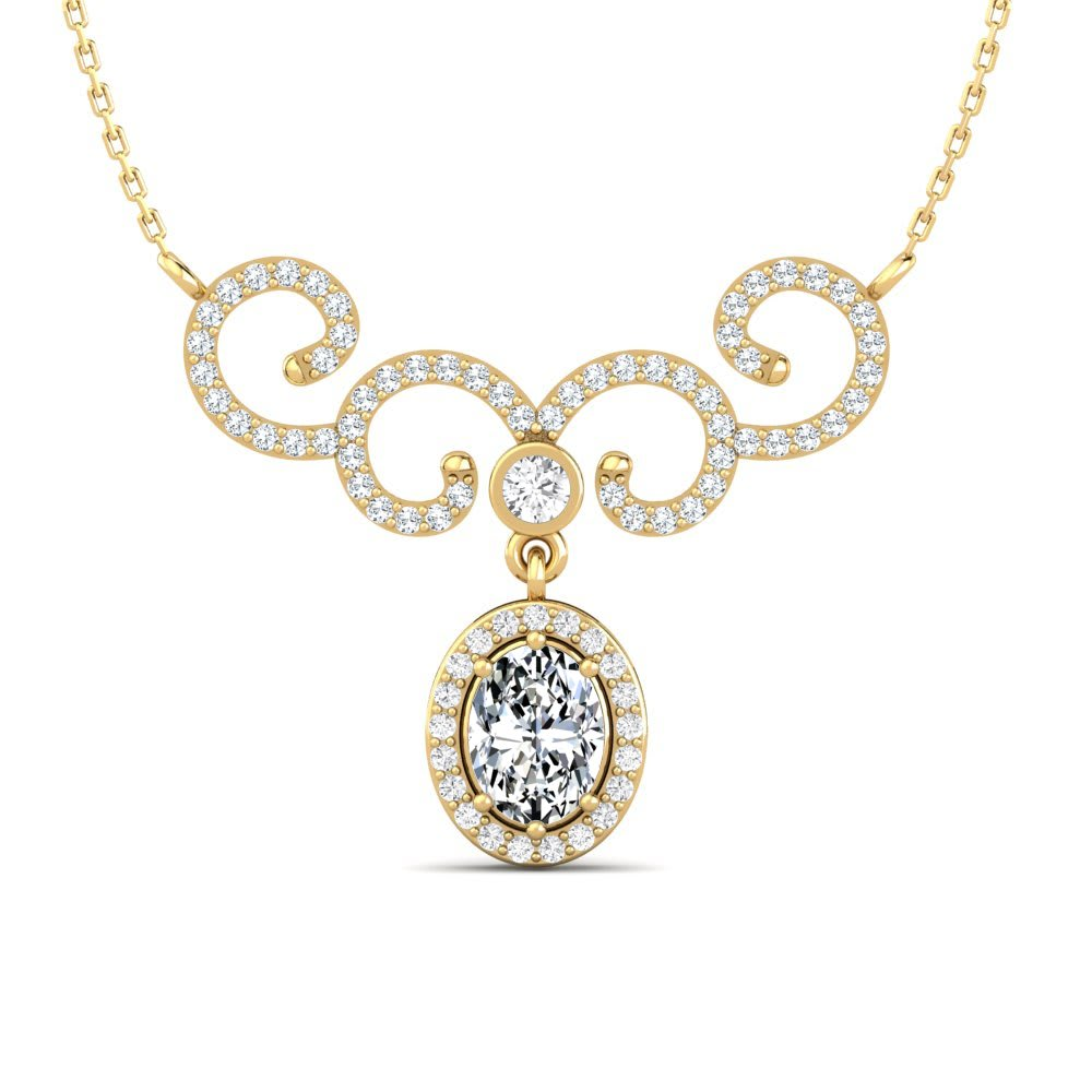 Wedding Necklace Adruisa