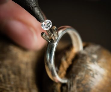 Raw diamond process