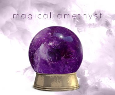 Magical Amethyst Gemstone