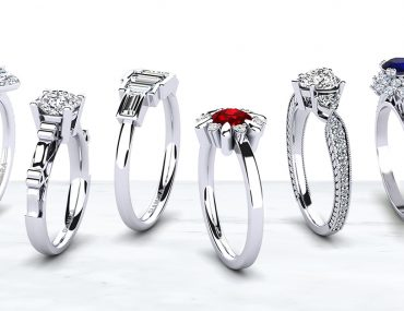 engagement rings collection