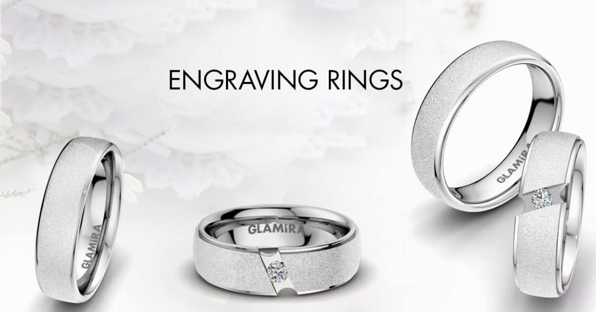 Engraving Rings | Best practices For Engraving Your Wedding or Engagement Ring