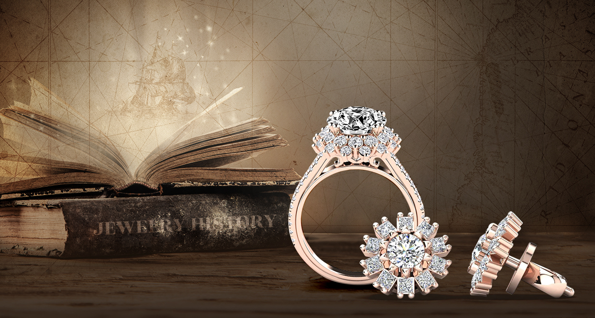 Jewellery 101 | Brief Overview of Jewellery History Within Time