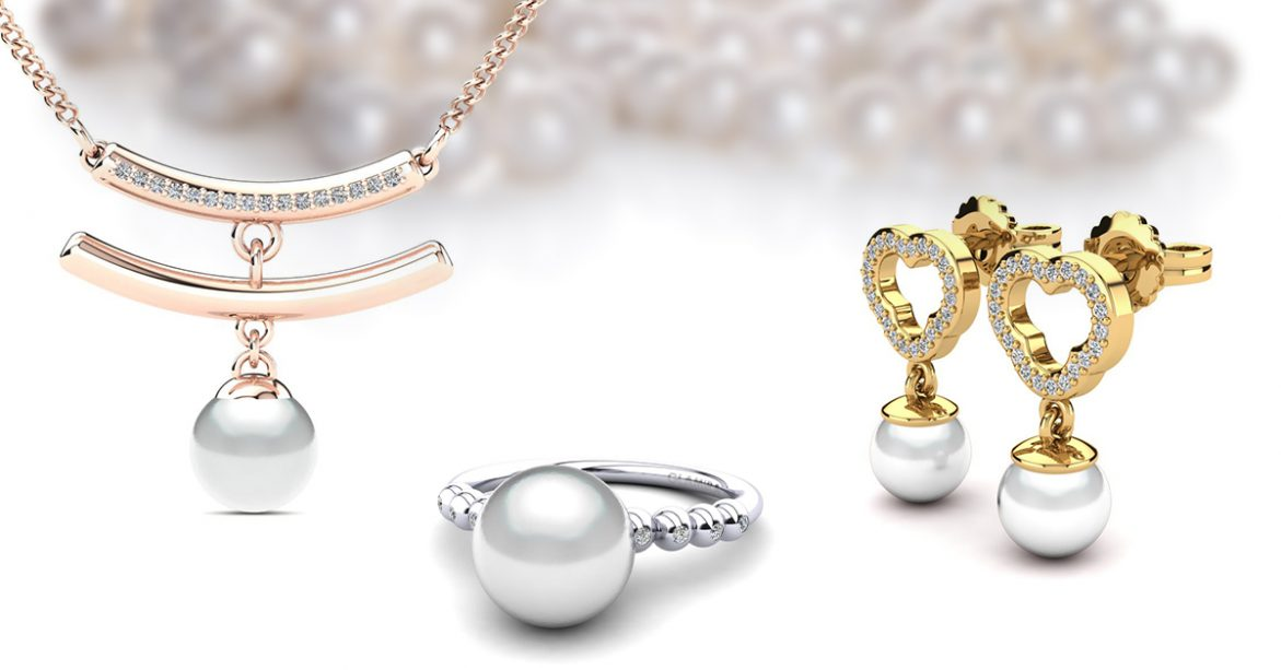 JUNE BIRTHSTONE AN OYSTER MIRACLE PEARL